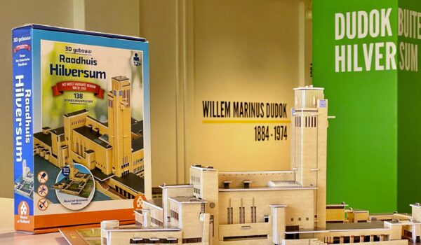 3D Puzzle Town Hall – for sale in the DAC