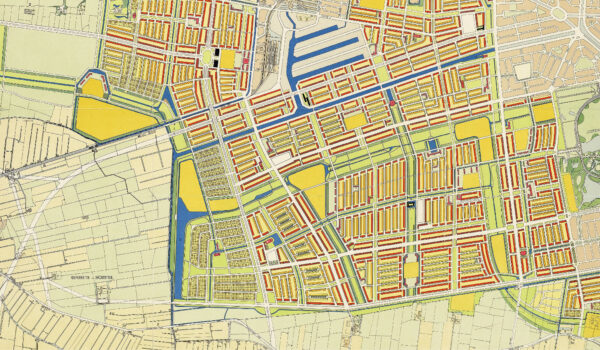 """""""The city is the most beautiful building!"""" Exhibition W.M. Dudok as an urban planner"""